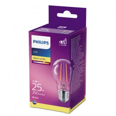 Philips Fil std E27 25W