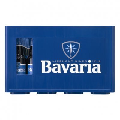 Bavaria Bier krat 24-fles