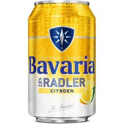Bavaria 2.0% Radler Citroen