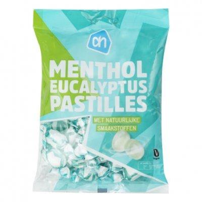 Huismerk Menthol-eucalyptus pastilles