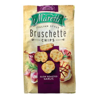 Maretti Bruschette bites slow roasted garlic
