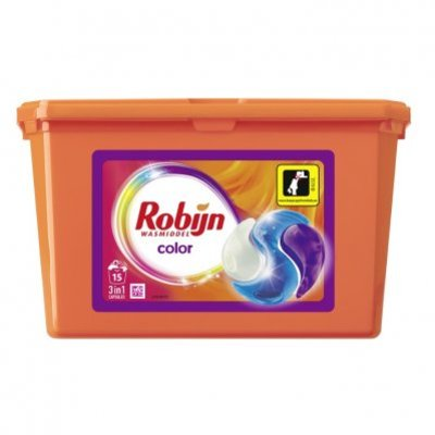 Robijn 3-in-1 capsules color