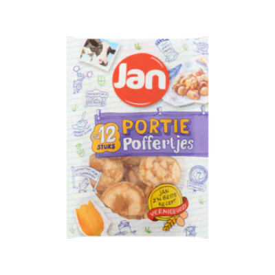 Jan Portie Poffertjes