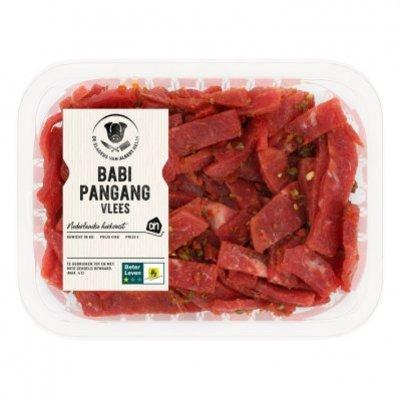 Huismerk Wokvlees babi pangang