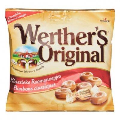 Werther's Original Klassieke roomsnoepjes