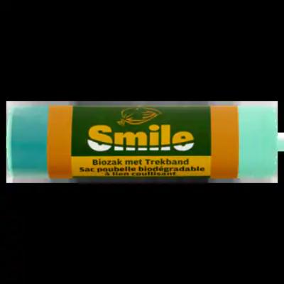 Smile Biozak met Trekband 5 L