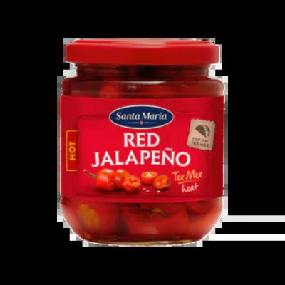 Santa Maria Red Jalapeño Hot