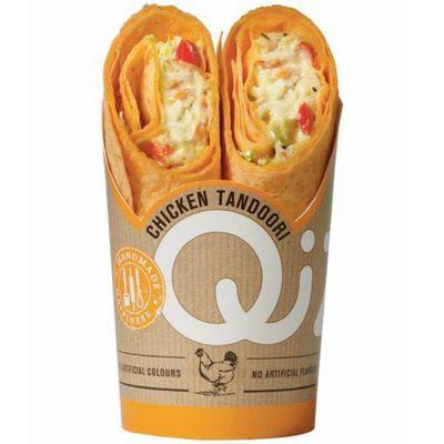 Qizini Wrap Chicken Tandoori