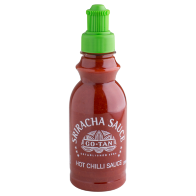 Go Tan Sriracha Hot Chilli Sauce