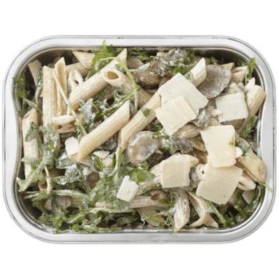 Huismerk Romige paddenstoelen pasta