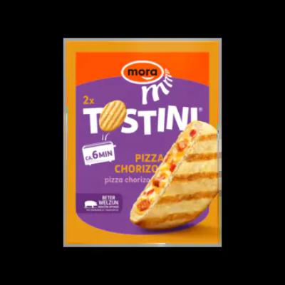 Mora Tostini® Pizza Chorizo