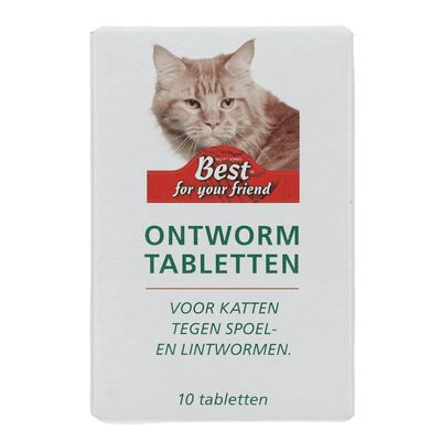 Best For Your Friend Ontwormingskuur