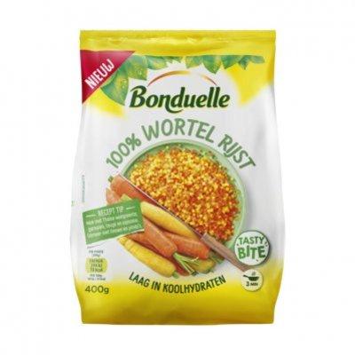Bonduelle 100% wortel rijst