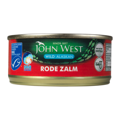 John West MSC Wilde Rode Zalm