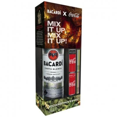 Bacardi Mix it up edible straws