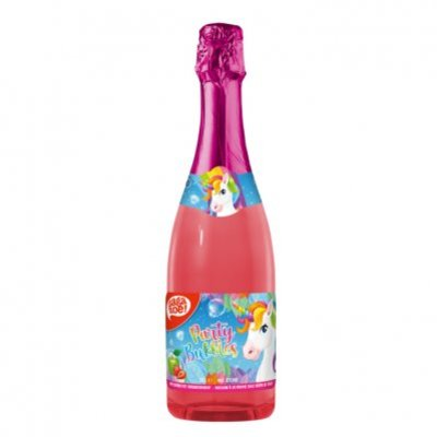 Zagazoe Party bubble unicorn appel aardbei