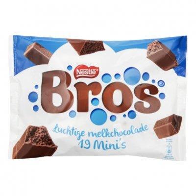 Bros Melkchocolade mini's